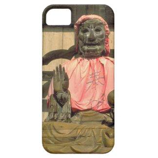 旧正月、昔ながらのな寺院の姿 iPhone SE/5/5s ケース