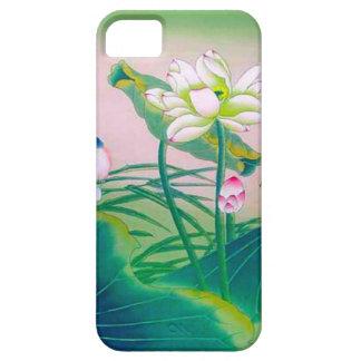 旧正月、東洋の花 iPhone SE/5/5s ケース