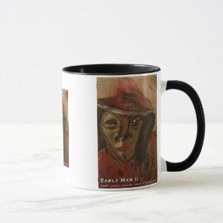 早い人II マグカップ