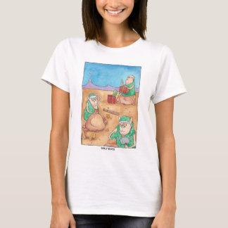 早い小妖精や小人のTシャツ Tシャツ