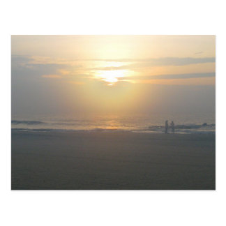 早い暴徒--大西洋の日の出 ポストカード