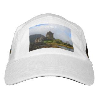 早い秋のEileen Donanの城 ヘッドスウェットハット