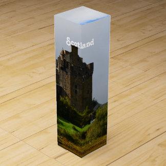 早い秋のEileen Donanの城 ワインギフトボックス
