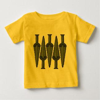 早い青銅器時代の短剣 ベビーTシャツ