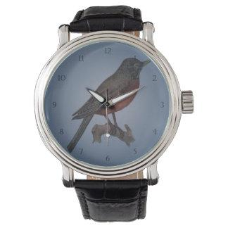 早い鳥の腕時計 腕時計