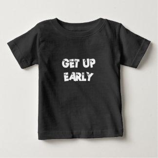 早く ベビーTシャツ