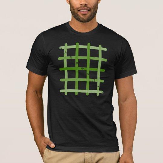 早九字(緑色) Tシャツ