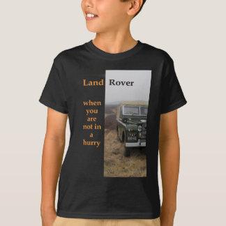 早急に Tシャツ