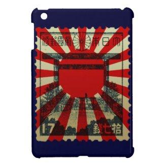 旭日切手 iPad MINI カバー