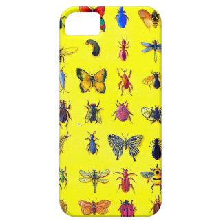昆虫の例 iPhone SE/5/5s ケース
