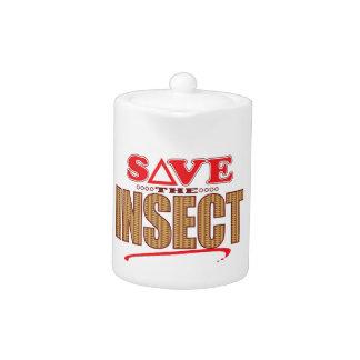 昆虫の保存