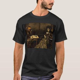 昆虫学者 Tシャツ