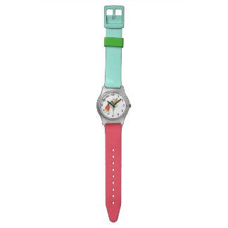 昆虫4姉妹ウォッチ1-m 腕時計