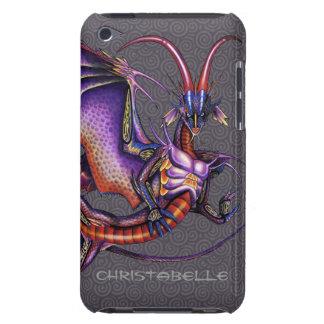 (昆虫)オオカバマダラ、モナークのドラゴンのipod touchのやっとそこに場合 Case-Mate iPod touch ケース