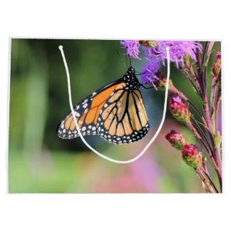 (昆虫)オオカバマダラ、モナークの昼食のバッグ ラージペーパーバッグ