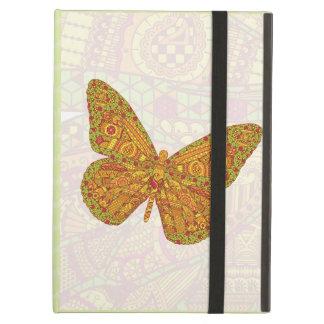 (昆虫)オオカバマダラ、モナークのiPadのPowisのインドの場合 iPad Airケース