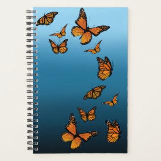(昆虫)オオカバマダラ、モナーク プランナー手帳
