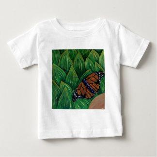 (昆虫)オオカバマダラ、モナーク ベビーTシャツ