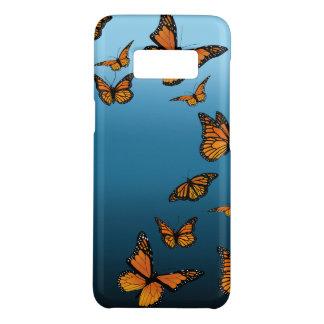 (昆虫)オオカバマダラ、モナーク Case-Mate SAMSUNG GALAXY S8ケース
