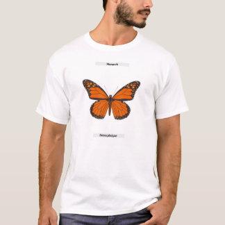 (昆虫)オオカバマダラ、モナーク Tシャツ
