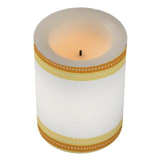 (昆虫)オオカバマダラ、モナークLEDの蝋燭 LEDキャンドル