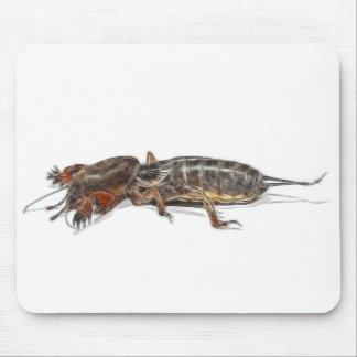 昆虫 マウスパッド