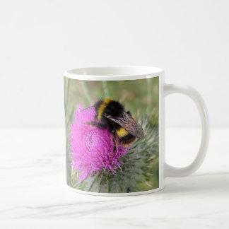 《昆虫》マルハナバチのマグ コーヒーマグカップ