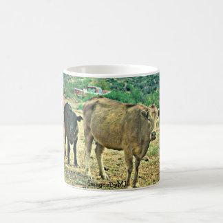 《昆虫》マルハナバチ牛 コーヒーマグカップ
