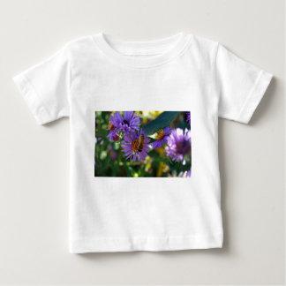 《昆虫》マルハナバチ ベビーTシャツ