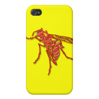 昆虫 iPhone 4 CASE