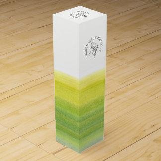 昇進のブドウ園ビジネスワイン箱 ワインギフトボックス