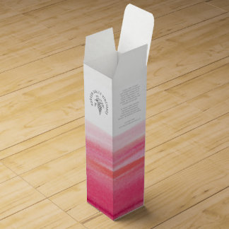 昇進のブドウ園ビジネス赤ワイン箱 ワインギフトボックス