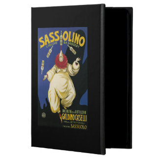 昇進Sassolino Liquore daのデザート