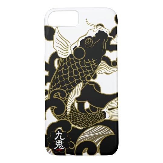 昇鯉 iPhone 8/7ケース