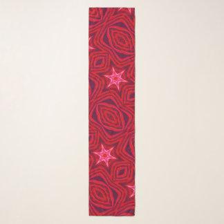 明けの明星のサテン スカーフ