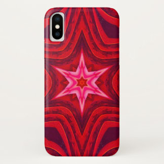 明けの明星の肉の曼荼羅の箱 iPhone X ケース