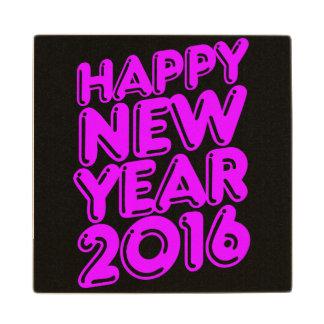 明けましておめでとう2016年 ウッドコースター