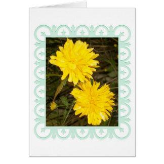、明るいのplentiflora陽気 カード