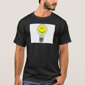 明るいアイディア Tシャツ
