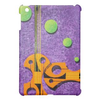 明るいオレンジチェロの第1世代別iPad Speckカリフォルニア iPad Mini Case