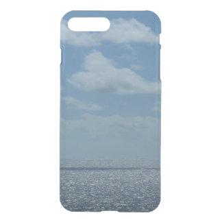 明るいカリブ海の青の海 iPhone 8 PLUS/7 PLUS ケース