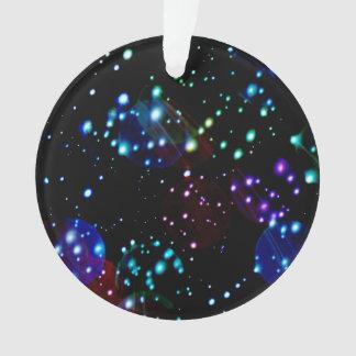 明るいサイファイの深宇宙のファンタジーの芸術 オーナメント