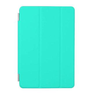 明るいターコイズ色 iPad MINIカバー