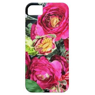 明るいバラ iPhone SE/5/5s ケース