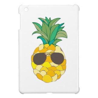 明るいパイナップル iPad MINIケース