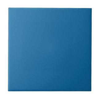 明るいペルシャの青い傾向色のテンプレートのブランク タイル