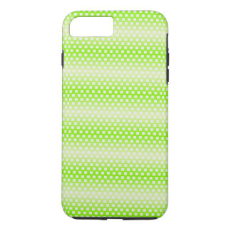 明るいライムグリーンパターン iPhone 8 PLUS/7 PLUSケース