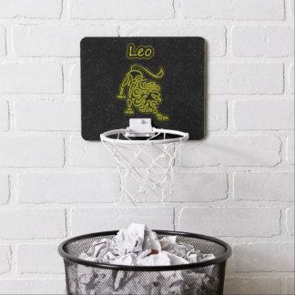 明るいレオ ミニバスケットボールゴール