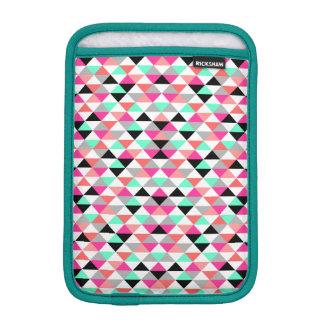 明るい三角形パターンiPad Miniスリーブ iPad Miniスリーブ