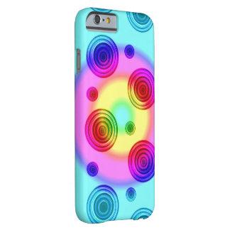 明るい円 BARELY THERE iPhone 6 ケース